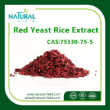 Manufacturer Price 100% Natural Plant Extracted Red Yeast Rice Extract