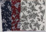 Men′s Floral Cotton Fabric Necktie