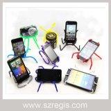 Portable Spider Flexible Grip Mount Car Phone Holder