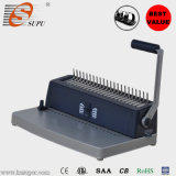Best Value Manual Office Plastic Comb Binding Machine