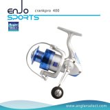 New Spinning/Fixed Spool Fishing Tackle Reel (crank PRO 400)
