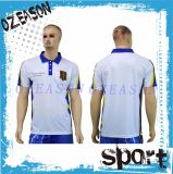 OEM Wholesale Cheap Custom 100% Polyester Dri Fit Golf Shirts