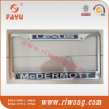 Silver Metal Color Canada License Plate Frames for Car