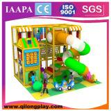 Doll House Kindergarten Small Indoor Soft Playground (QL-17-3)