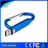 OEM Manufacter Climbing Hook Style USB Flash Drive 4GB