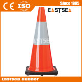 Orange/Yellow/ Lime Green Flexible PVC Road Safety Traffic Cone