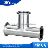 Stainless Steel Sanitary 3A Tri Clamp Tee
