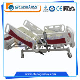 Multi 5 Function Electric Hospital Bed  Central Controlled Braking System (GT-BE5026)