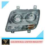 Truck Parts Auman H3 Etx Vacuum Headlamp of Self-Dumping Truck