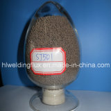 Agglomerated Welding Flux for Submerged Arc Welding Wire (SAW) Sj101g