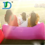 New Camping Nylon Inflatable Waterproof Blow up Lounger
