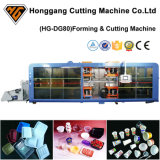 Full Automatic Plastic Disposable Cup/Container/Box/Tray Lids Making Machine