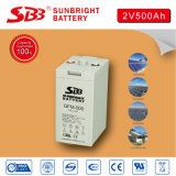 2V500ah AGM SLA Storage Battery for Wind Turbine
