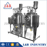 Steel Pressure Vessel Electric Heating Stirring Reactor Tank