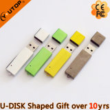 Colorful Metal USB Flash Drive for Simple Gifts (YT-1231)