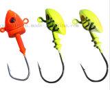 Custom Hot Sale Various Plastic Tackle Fishing Lure Hook