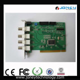4 Channel Video Capture Card PCI Card with Chipset 25878 (PICO2000 software)