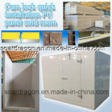 Cam Lock Quick Installation PU Panel Cold Room