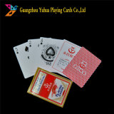 Customized Clear Washable Poker Cards Printing