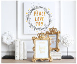 Pretty Ceramic Window Stand up Photo Picture Frame