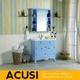 New Arrival Wholesale American Style Solid Wood Bathroom Vanity (ACS1-W47)