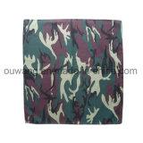 Cotton Material Square Camouflage Bandana 55*55cm