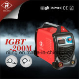 MMA IGBT Welder with Plastic Case (IGBT-160M/180M/200M)