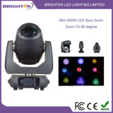250W Mini Intelligent Moving Head Spot Zoom Lighting