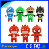 The Avengers USB Flash Drive Super-Man Iron-Man Batman Hero Pendrive
