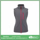 2017 New Design Softshell Vest for Ladies