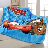 Cartoon design Polar Fleece Blanket /Baby Cover