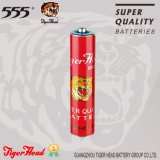 Tiger Head R03 AAA Size Paper Jacket Battery with Super Quality