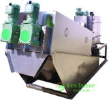 Techase Multi-Plate Screw Press, Lower Operating Cost