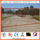 Factory Direct Sell High Visibility Orange Color Temporary Fence
