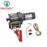 220V 500kg Mini Electric Winch with Steel Cable 12000 Lbs