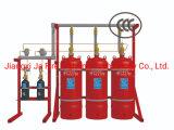 Data Center Gas FM200 Fire Suppressison System
