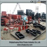 Wear Reistant Water Treatment Centrifugal Mining Long Service Life Slurry Pump Parts