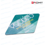 Preprinted RFID Car Windscreen Sticker Tag