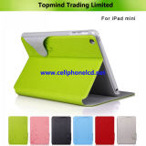 Colorful Leather Case Stand for Apple iPad Mini Accessories