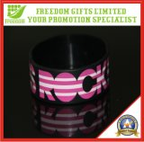 1 Color Printed Silicone Wristband Customized (FREEDOM-SB035)