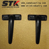 Window Handles by Zinc Die Casting Process (SGS, ISO)