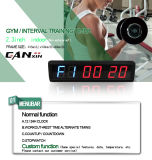 "[Ganxin] 2.3"" LED Display Countdown Fitness Timer"