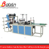 Four Layer Plastic Bag Making Machine Bottom Seal Cold Cut