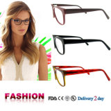 Handmade Acetate Eyewear Optical Glasses Spectacle Frame