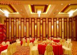 Movable Partition Walls for Hotel Banquet Hall