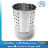 Stainless Steel Kitchen Tools, Kitchenware, Chopsticks Container / Holder for Home / Hotel Use by Stamping, Pressing