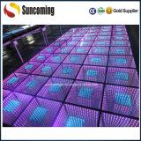Magic LED 50*50cm LED Infinite 3D Dance Floor