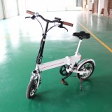 36V Lithium Battery 14inch Mini Folded Electric Bike