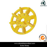 180mm Metal-Bond Pre-Grinding Disc for Granite Radial Arm Machine