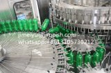 Production Line Is for Producing Various Kinds of Carbonated Soft Drinks, Soda Water